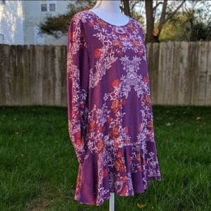 Free People tunic / dress with Pockets!